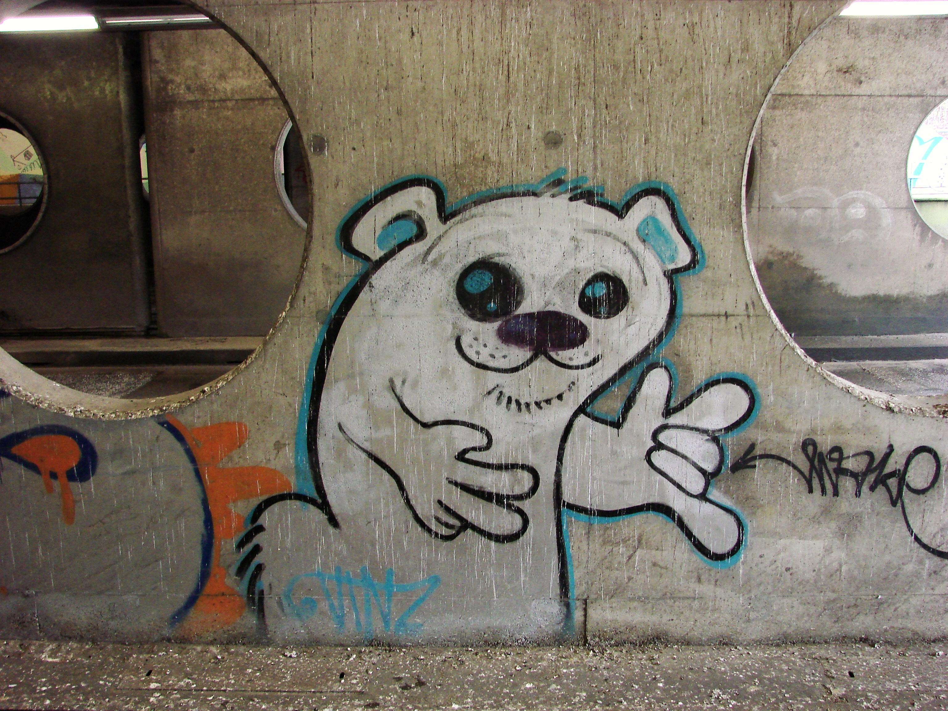 Graffiti wall utrecht - Dsc05637