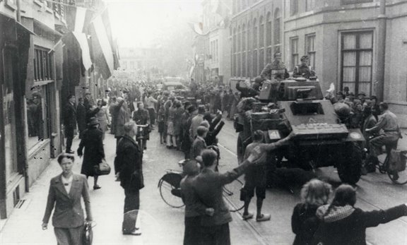 Allies on Wittevrouwenstraat