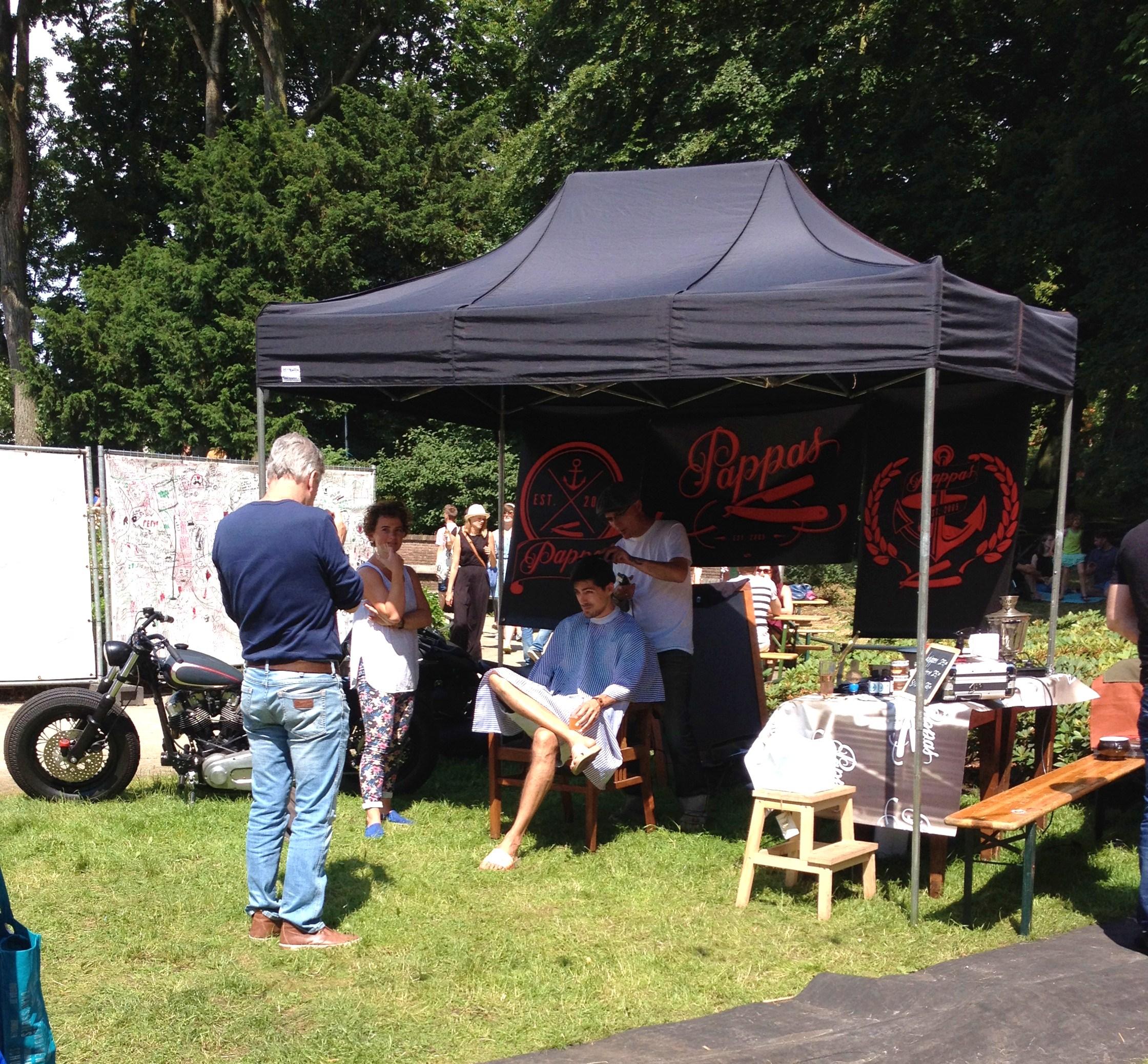 The Trek To Utrecht Food Truck Festival