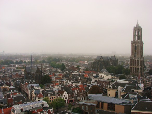 utrecht domtoren cathedral willibrord churches